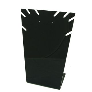 Expositor-Placa-L-dois-colares-preto